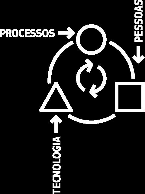 processo, pessoas e tecnologias